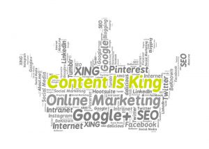 Content and Online Marketing