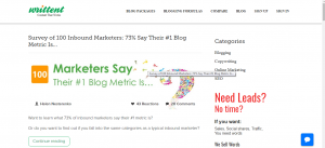 Online marketing case studies