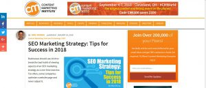 Tips for SEO Success